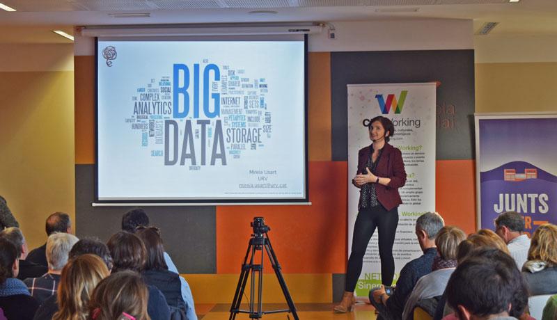 Conferencia Mireia Usart Big Data